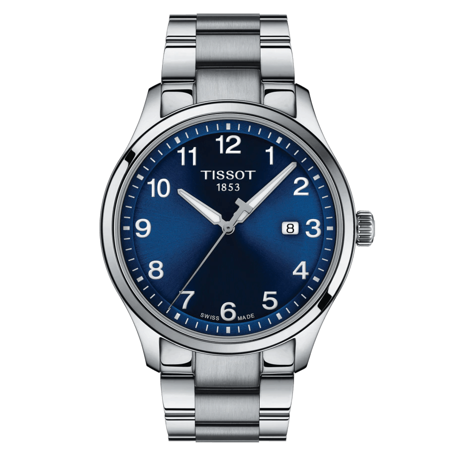 Tissot T-Sport Gent XL Classic Blue Dial Men's Watch T1164101104700
