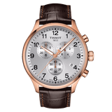 Tissot Chrono XL Classic Rose Gold-Brown Men's Watch T1166173603700