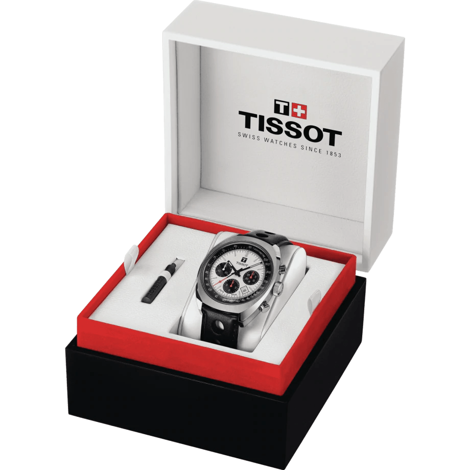 Tissot Heritage 1973 Limited Edition Chronograph Men's Watch T1244271603100