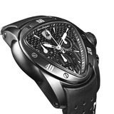 Tonino Lamborghini Spyder Chronograph Black-White Men's Watch T9SD