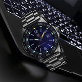 Luminox Pacific Diver Blue Dial Stainless Steel Men's Watch XS.3123