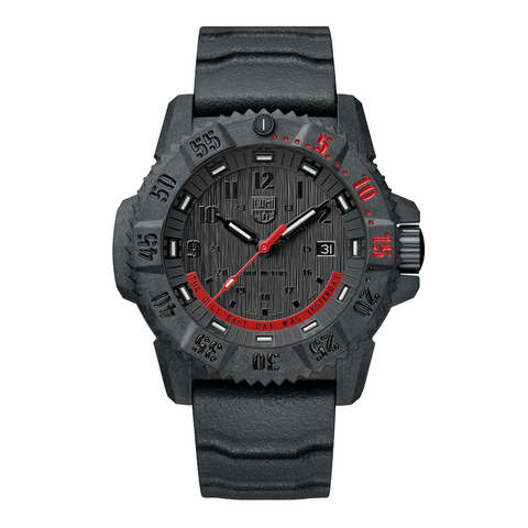 Luminox Master Carbon Navy SEAL Limited Edition Men's Watch XS.3801.EY