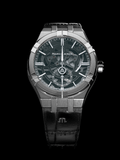Maurice Lacroix AIKON Automatic Mercury 44mm Men's Watch AI6088-SS002-030-1