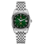 RADO Golden Horse 1957 Limited Edition Green Dial Stainless Steel Unisex Watch R33930313