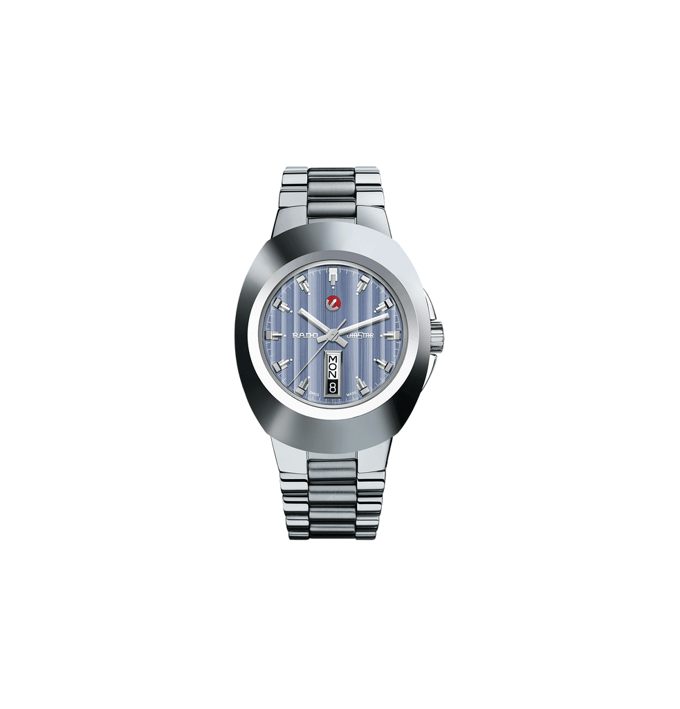 RADO New Original Automatic Limited Edition Blue Dial Men's Watch R12995203