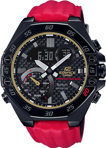 EDIFICE Casio Honda Racing Limited Edition Men's Watch ECB10HR-1A