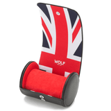 WOLF Navigator UK Flag Single Watch Roll 523203