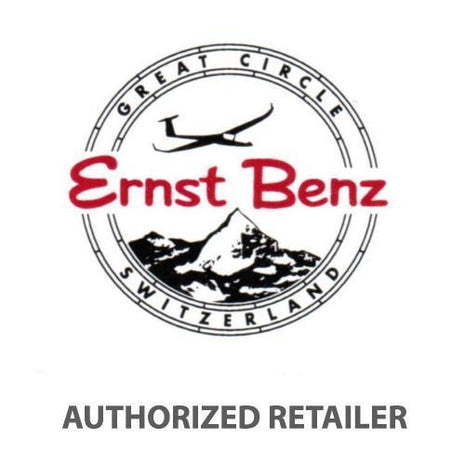 Ernst Benz GC40111 Mens 44mm Automatic Watch ChronoScope Black Dial Black Classic Leather Swiss Made