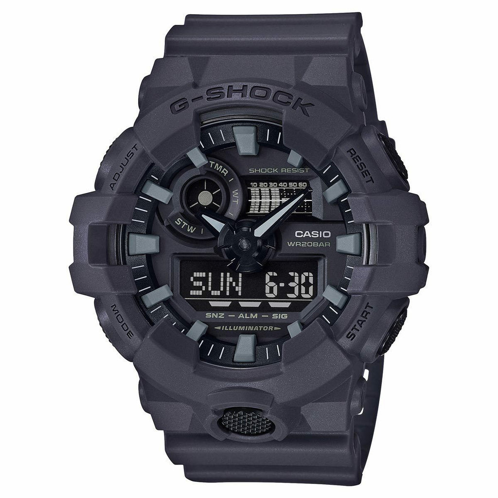 G-Shock Analog-Digital Dark Grey Men's Watch GA700UC-8A