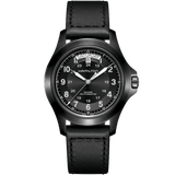 Hamilton Khaki Field King Automatic Black PVD Men's Watch H64465733