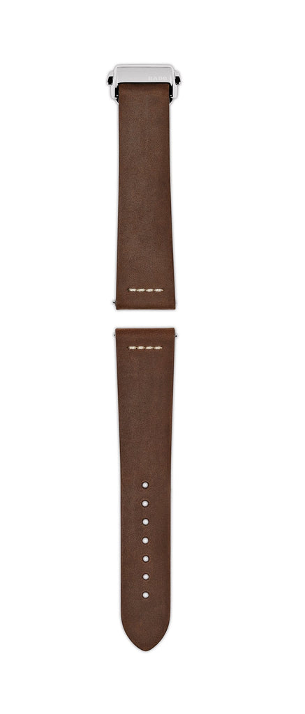 Rado Captain Cook 2-Piece Brown Leather Strap R070911501