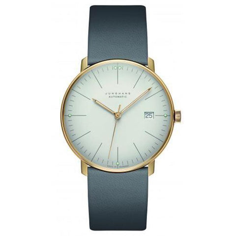 Junghans Max Bill Automatic PVD Case Men's Watch 027/7805.00