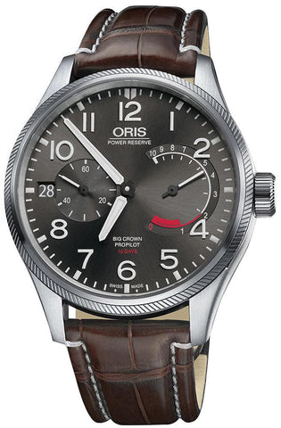 Oris Big Crown ProPilot Calibre 111 Antracite Dial Men's Watch 01 111 7711 4163-07 1 22 72FC