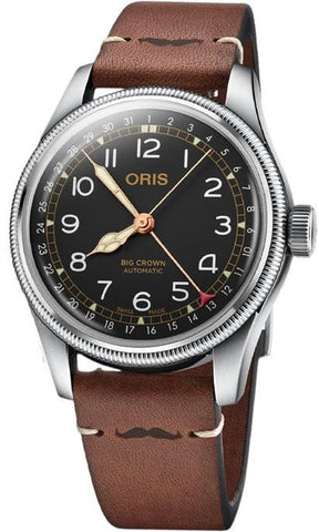 Oris Big Crown Movember Edition 2018 Men's Watch 01 754 7741 4037-Set LS