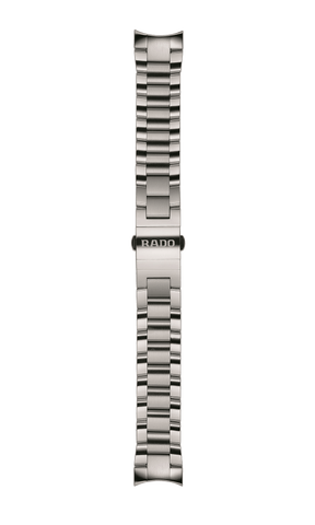 Rado Captain Cook Stainless Steel Bracelet R070366501