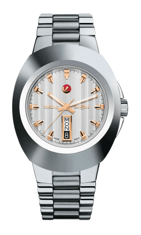 RADO New Original Automatic Silver Dial Hardmetal Men's Watch R12995103