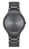 RADO True Thinline Grey Les Couleurs Le Corbusier Unisex Watch R27091612