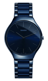 RADO True Thinline Colours Blue High-Tech Ceramic Men's Watch R27261202