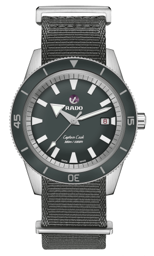 RADO Captain Cook Automatic Revolution Limted Edition Men's Watch R32105103
