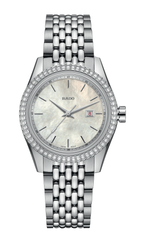 Rado HyperChrome Classic Diamonds Travel Set Women's Watch R33099918
