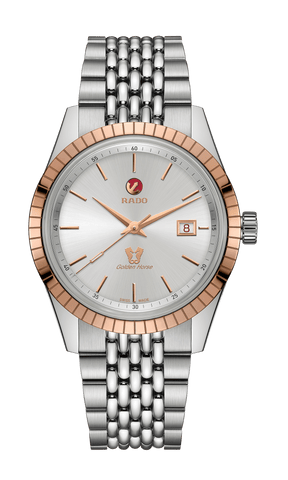RADO Golden Horse Automatic Silver Dial Stainless Steel Men's Watch R33100013