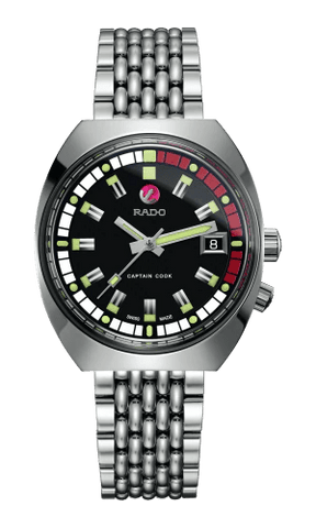 RADO Tradition Captain Cook MKII Limited Edition Men's Watch R33522153