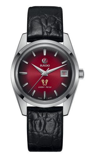 RADO Golden Horse 1957 Limited Edition Leather Strap Unisex Watch R33930355
