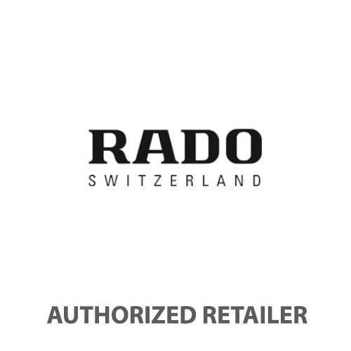 RADO New Original Automatic Black Dial Stainless Steel Men's Watch R12995153