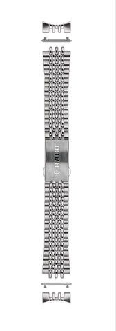 Rado Captain Cook Stainless Steel Rice Grain Bracelet R070369701