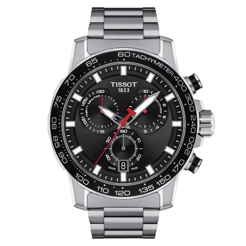 Tissot Supersport Chrono Stainless Steel Men's Watch T1256171105100