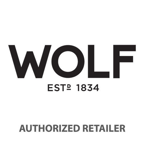 Wolf Designs 305158 Black Blake Valet Tray