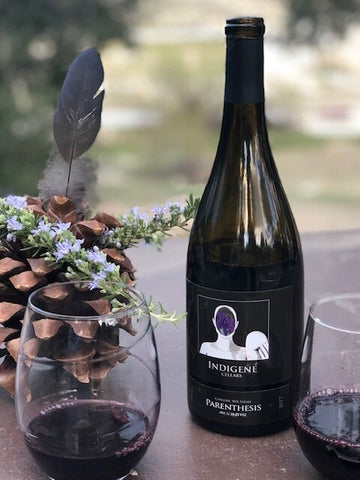 2017 Parenthesis Syrah
