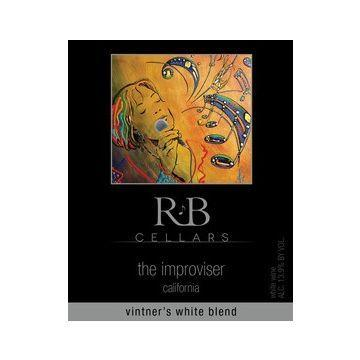 R&B The Improviser <br/>White Table Wine