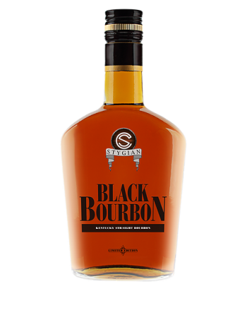 Stygian Black Bourbon
