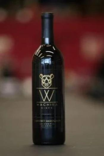 Wachira Wine Black Label Cabernet Sauvignon