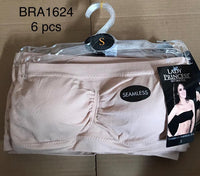BRA1624--SEAMLESS TUBE B-SKIN(6 PCS IN A PACKAGE)