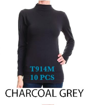 T914M CHARCOAL(10 PCS IN A PACKAGE)