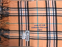 07-11B SCARF(12 PCS IN A PACKAGE)