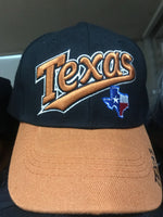CAP-TEXAS-BLACK/ORANGE