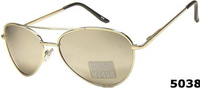 SUNGLASSES:5038-CHROME