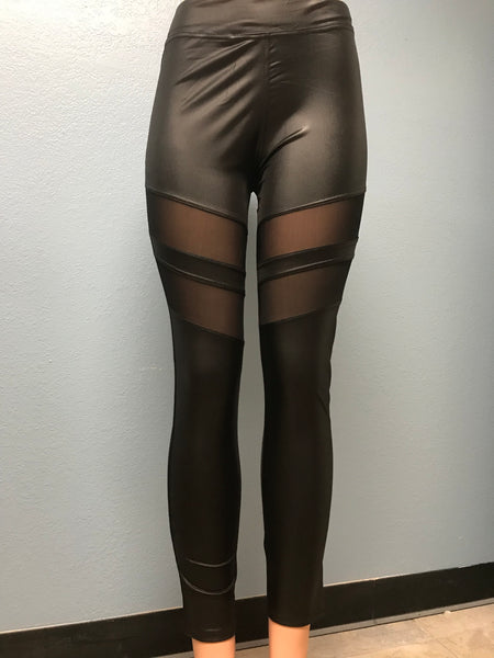 CLOTHING:LEGGINGS:640840(2 SIZES, 12 EACH SIZE)