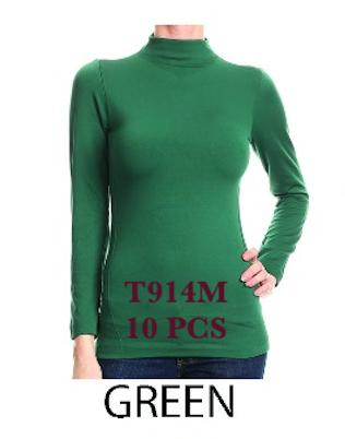 T914M GREEN(10 PCS IN A PACKAGE)