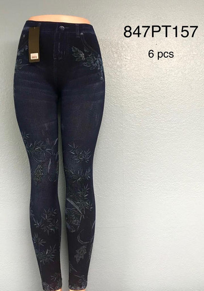 847PT157-JEGGINGS(6 PCS IN A PACKAGE)