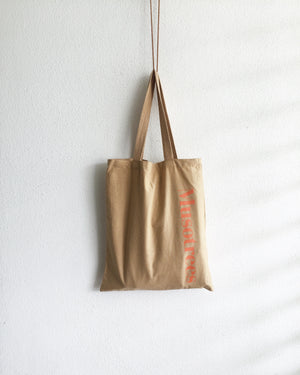 Tote Bag Musotrees: Warm Camel