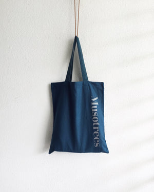 Tote Bag Musotrees: Royal Blue