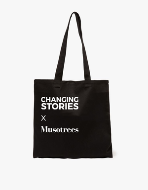 Tote Bag Musotrees: with Changing Stories