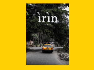 Pre order: Irin Journal (Vol 1) + Musotrees