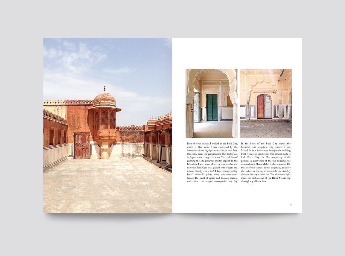 travel magazine about jaipur. story about jaipur Rajasthan. story and photography by kerol izwan