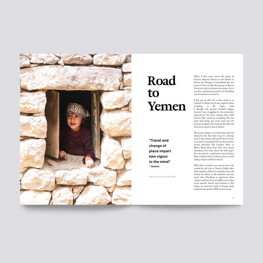 travel story in yemen. travel magazine in yemen