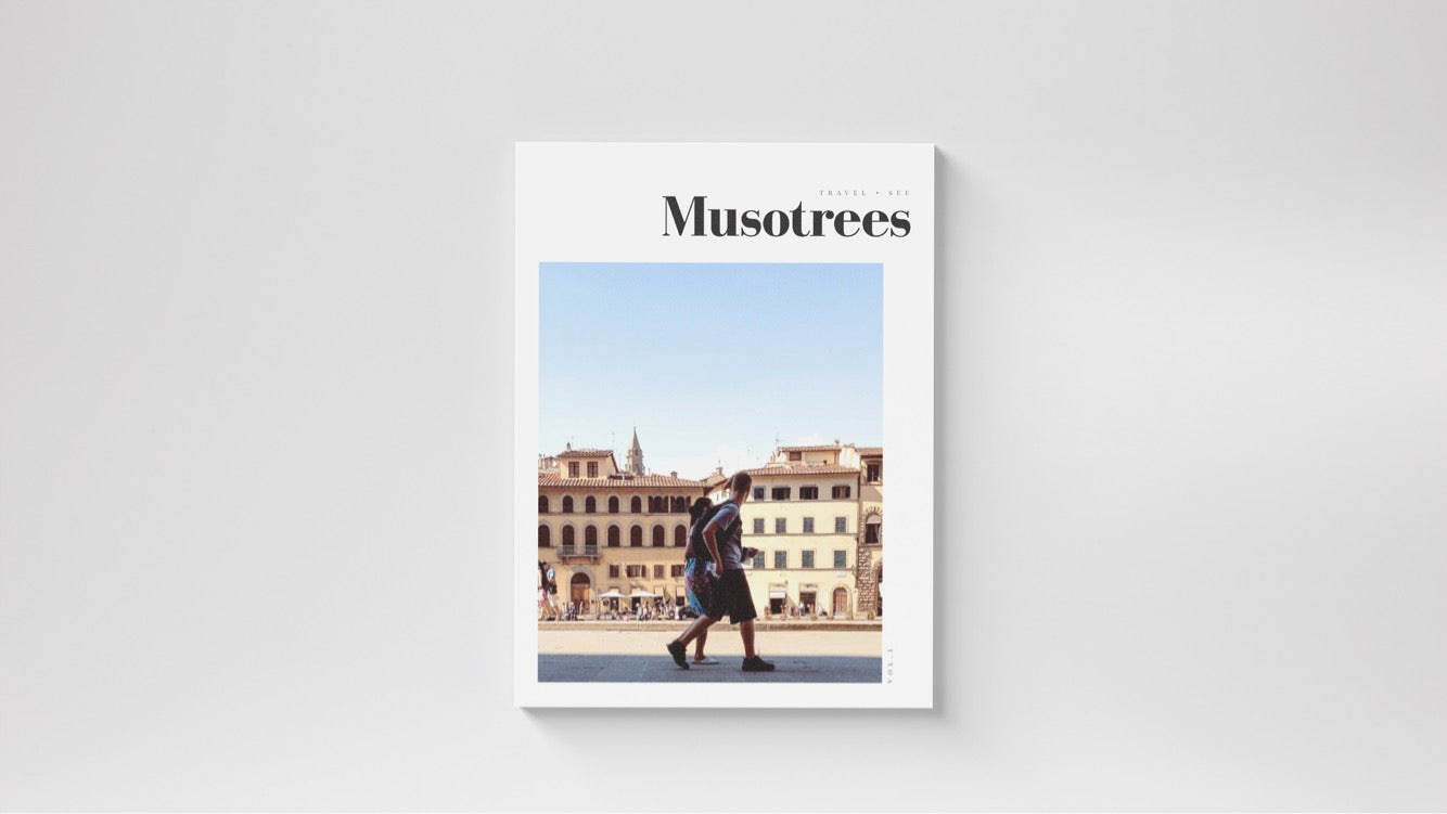 best travel magazine in malaysia. magazine with clean and minimal design.
